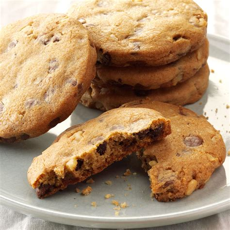 orange cinnamon chocolate chip cookies recipe taste of home