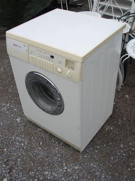 bosch waschmaschine exclusiv bosch express exclusiv wfk 2891 waschmaschine frontlader