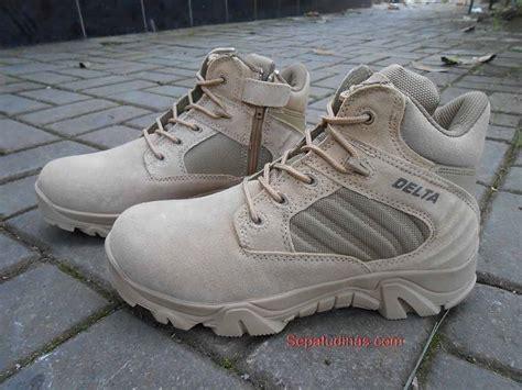 Sepatu Delta Gurun Original sepatu delta 6in gurun sepatu dinas sepatu dinas