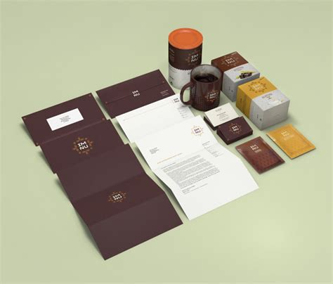 Fantastic Examples of Corporate Identity Inspiration