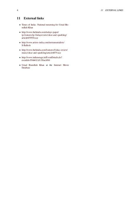 bismillah khan biography in english pdf bismillah khan part 2