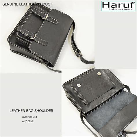226 Import Bag haruf leather also bag diagonally the shoulder bag