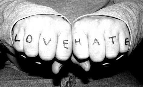 love tattoo knuckles 20 fantastic knuckle hand tattoos