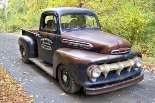 Ford F 1 Resto Moded 1951 Ford F1