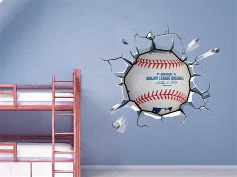 Baseball Nursery Decor by Baseball Decor Baseball Decal Sports Nursery Decor Baseball Wall