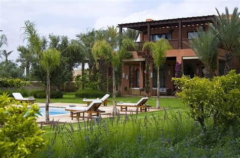 Villa jardin nomade marrakech à partir de 4950 dhs la chambre (7 avis) villa marrakech