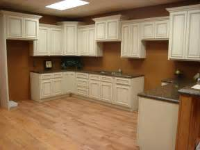 good What Color To Paint Kitchen With Dark Cabinets #7: Off-White-Kitchen-Cabinets-with-marble-countertop.jpg