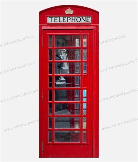 cabina telefonica londinese immagine di una cabina telefonica inglese