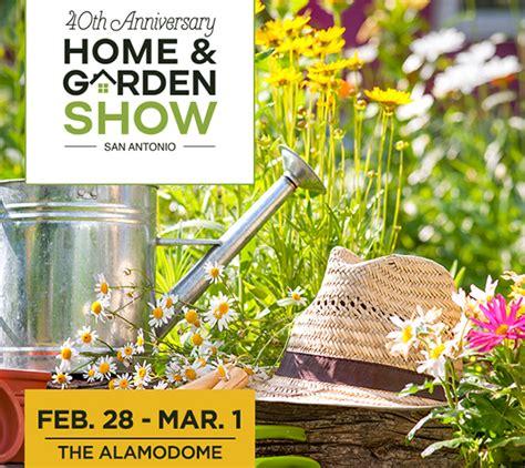 annual home  garden show spring   city