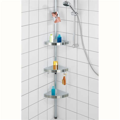 Etagere Telescopique Salle De Bain 4323 by Etag 232 Re D Angle T 233 Lescopique Inox Premium 20349500