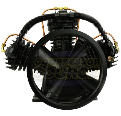 3 cylinder 1 single stage cast iron air compressor 22 scfm ebay