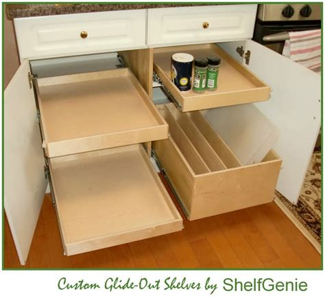 roll out shelves for existing cabinets 25 best ideas about pull out shelves on pinterest deep