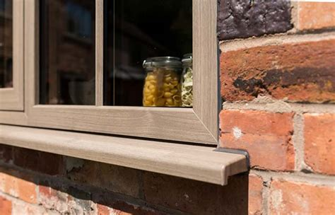 Upvc Window Sill Flush Sash Windows Warwick West
