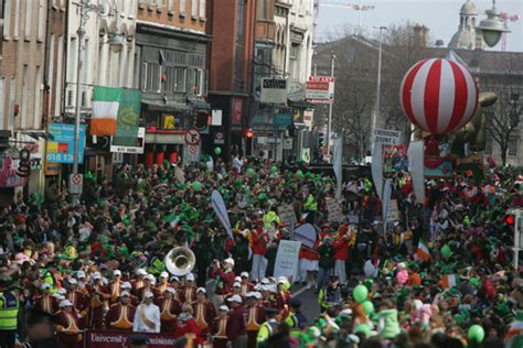 st s day parade dublin ireland live top o the to ya in ireland littlegate publishing
