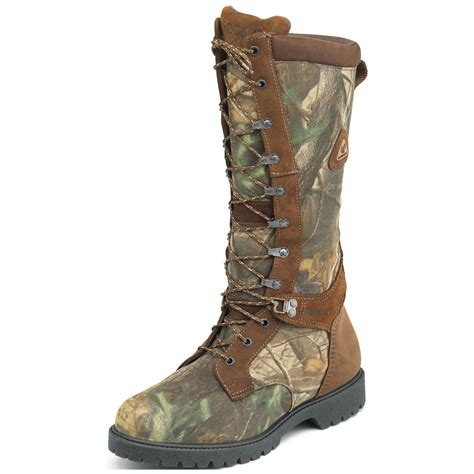 snake boots for sale s rocky 174 7501 lowcountry 15 quot snake boots 134026
