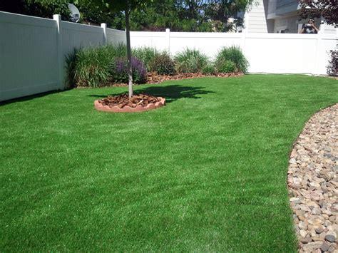 plastic grass tucson arizona gardeners backyard