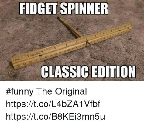 Original Meme Photos - fidget spinner classic edition funny the original