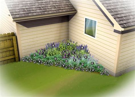 corner flower bed ideas gulf coast region corner flower bed yard ideas