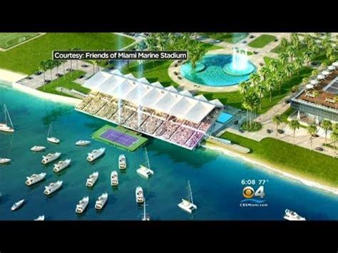 miami boat show moving miami marine stadium doovi