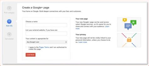 design google plus page how to claim set up local profiles from google to yelp