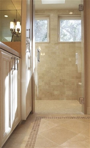 crema marfil marble 3 gt bathroom ideas paint we and skylights