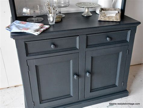diy graphite chalk paint sloan chalk paint in graphite all things chalk