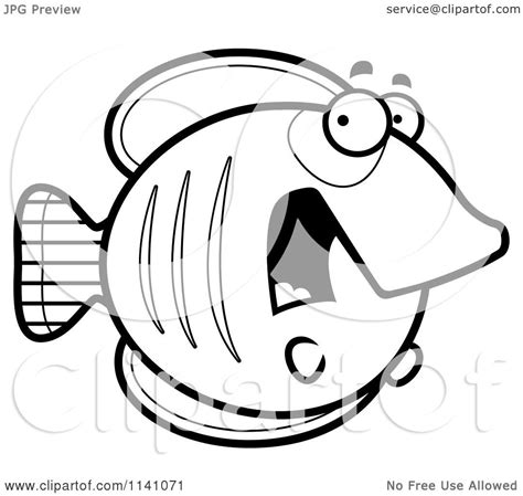 scary fish coloring pages simple fish coloring pages for kids images pictures