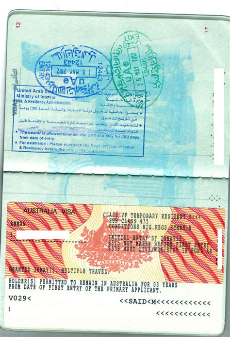 Visa Number Letter Reach Reachimmigration