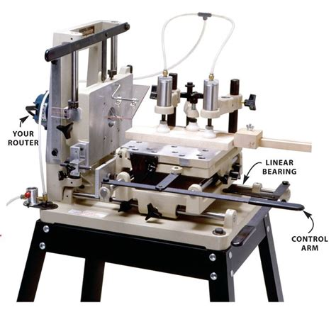 Well Equipped Shop Jds Multi Router Woodworking Tools