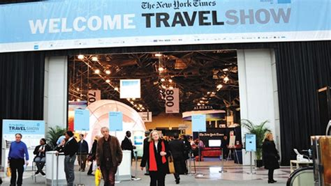 new york times travel come hear me speak at the new york times travel show plus
