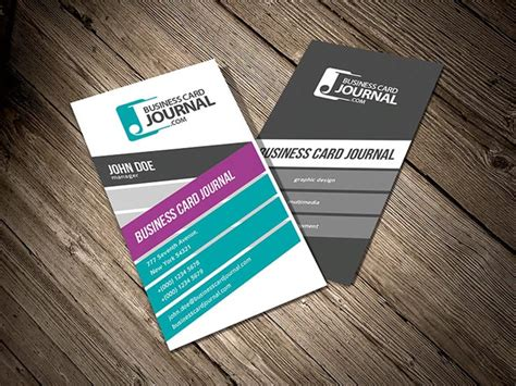 business card templates creative 55 free creative business card templates designmaz