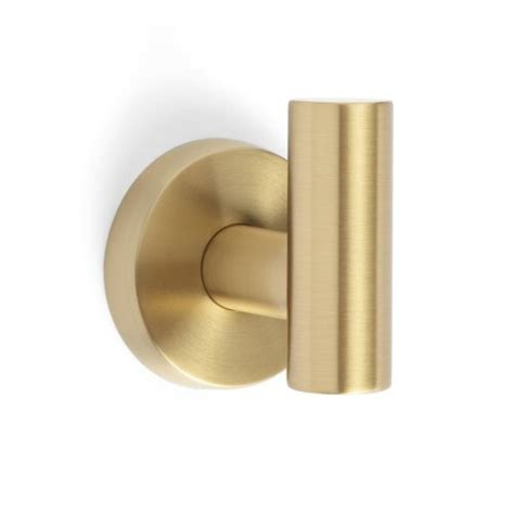 brushed bronze cabinet hardware amerock arrondi robe hook brushed bronze bh26542bbz