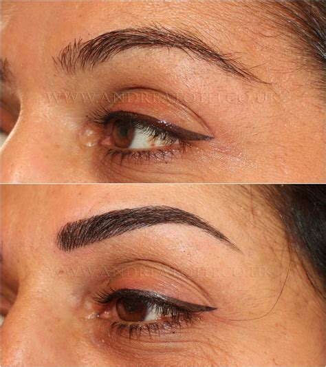 tattoo eyebrows eyeliner 17 best images about permanent makeup on pinterest semi