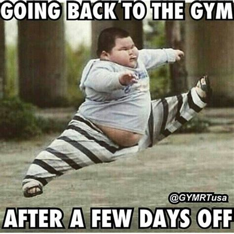 Funny Memes About Working Out - 25 best ideas about rest day humor on pinterest
