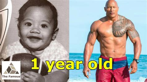 dwayne the rock johnson then and now the gallery for gt the rock then and now