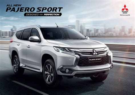 All New Pajero Sport 2016 Up Trunk Tray Karpet Bagasi new mitsubishi pajero sport 2015 by worldstyling