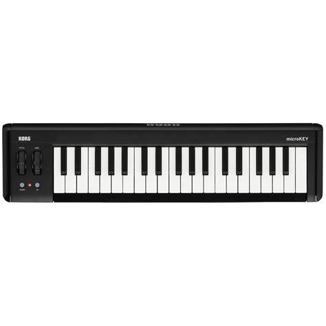 Keyboard Korg 2 Korg Microkey 2 37 Key Usb Controller Keyboard At