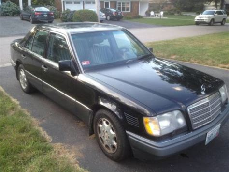 how petrol cars work 1995 mercedes benz s class instrument cluster buy used 1995 mercedes benz e300 e300d w124 diesel in barrington rhode island united states