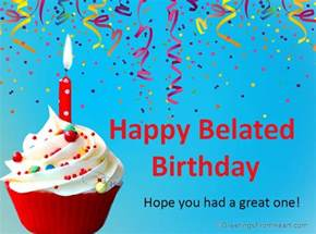 25 best ideas about belated birthday on belated birthday belated birthday