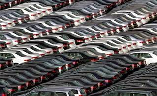 where do the unsold new cars go where brand new unsold cars go to die