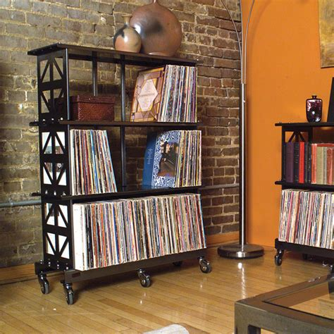 record album storage cabinet 27 vinyl record storage and shelving solutions