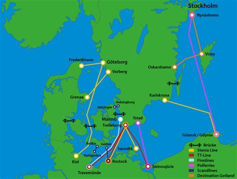 deutschland schweden anreise nach schweden besuchschweden de