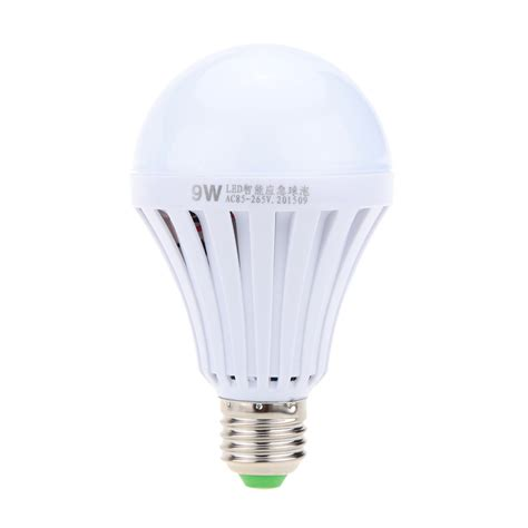 Rechargeable Led Light Bulb Intelligent Led Bulb 5w 7w 9w 12w Led Emergency Light Rechargeable Led Bulb L E27 For Home