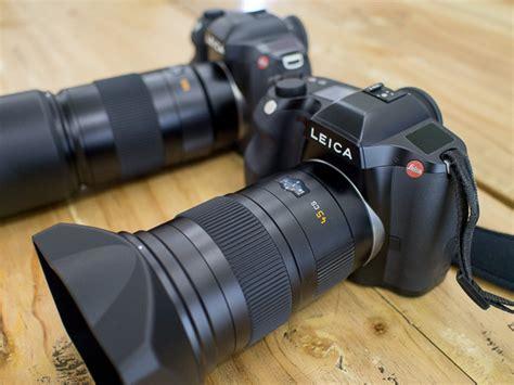 Kuasai Fotografi Digital Dan Dslr Dari Nol kesan on kamera medium format leica s type 007