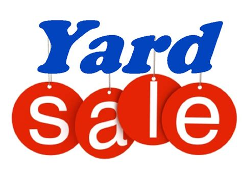 yard sale images need help with moving expenses read this yard sale