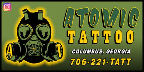 atomic tattoo columbus ga columbus lions home