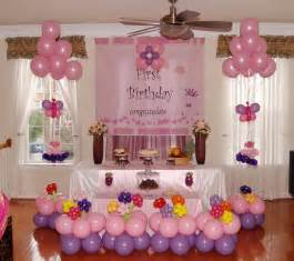 how to create a birthday party checklist great party ideas birthday decoration at home for baby girl archives