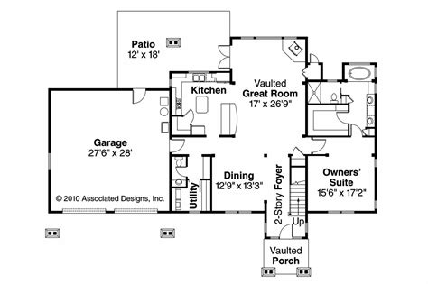 cabin style floor plans simple lodge building plans placement house plans 62262