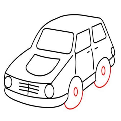 Auto Malen Online auto zeichnen lernen schritt f 252 r schritt tutorial
