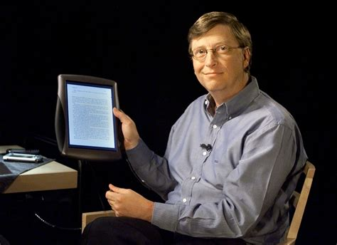 When Was Invented Microsoft Invented The Tablet Before Apple Business Insider